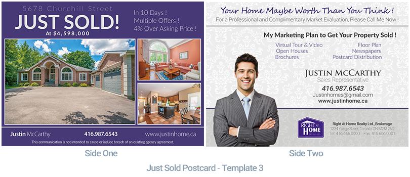 Real Estate Postcard Houssmax