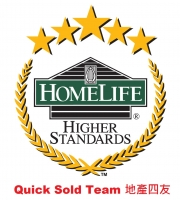HomeLife New World Realty Inc. Brokerage Quick Sold Team